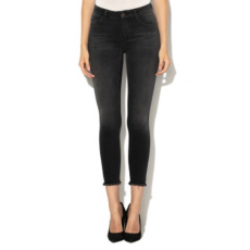 Only , Blush skinny fit farmernadrág, Fekete, S-L30 (15157997-BLACK-DENIM-S-L30)