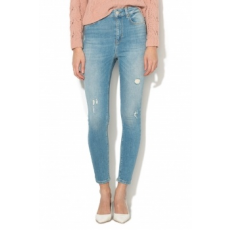 Only , Jagger skinny fit szakadt farmernadrág, Világoskék, W28-L32 (15150852-LIGHT-BLUE-DENIM-W28-L32)