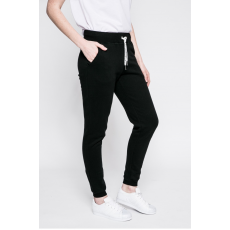 Only - Nadrág Absolute casual - fekete - 1141807-fekete