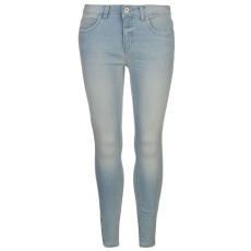 Only női farmer Méret: 16 (XL) - Only Kendell Womens Jeans Stone Wash