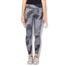 Only Play , Shina crop sportleggings, Fekete/Sötétszürke, XL (15154923-BLACK-XL)