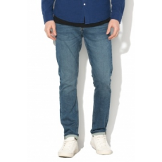 Only & sons , Loom Slim-Fit farmernadrág, Sötétkék, W30-L34 (22008472-BLUE-DENIM-W30-L34)
