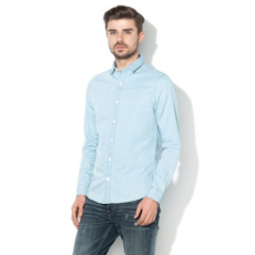 Only & sons , Nevin slim fit farmering, Világoskék, L (22008746-LIGHT-BLUE-DENIM-L)