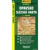 Opavsko, Slezská Harta turistatérkép - SHOCart 66