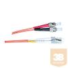 Optikai patch ST-LC 50/125 duplex 2m