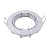 Optonica Egyszerű billenthető spotkeret, GU10 és MR16 lámpákhoz, fehér