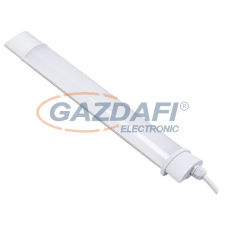 Optonica OT6692 LED lámpatest 60CM 20W 220-240V 1600lm 4500K 120° 600x75x25mm IP65 A+ 25000h világítás
