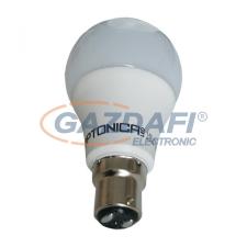 Optonica SP1914 LED fényforrás,dimmelhető A65 B22 12W 175-240V 960lm 2700K 180° 60x110mm IP20 A+ 25000h izzó