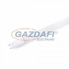 Optonica TU5516 LED fénycső T8 18W 175-240V 2150lm 2800K 270° 28x1200mm IP20 A+ 25000h világítás