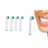 Oral-B és Braun kompatibilis fogkefefej Precision Clean utángyártott fogkefe pótfej 4 db