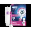 Oral-B PRO 750 3D WHITE elektromos fogkefe + úti tok