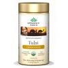 Organic India Tulsi Lemon Ginger szálas tea fémdobozban, 100 g