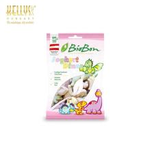 Organikus joghurtos gumicukor - joghurt dínók tejtermék