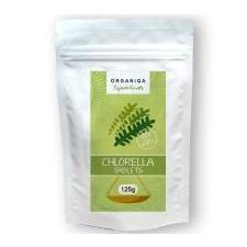 Organiqa bio chlorella tabletta 125 g biokészítmény