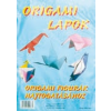 . Origami papír, 20x20 cm, 20 lap