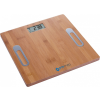 ORO-MED Oro Scale Bamboo mérési pontosság: 100 g, fa személymérleg