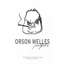 Orson Welles Portfolio – Simon Braund idegen nyelvű könyv