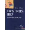 Osiris Kiadó Harry Potter titka