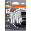 Osram LEDriving Standard 1457R-02B 2W/0,4W BAY15d 12V Red P21/5W 2db/bliszter