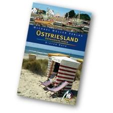 Ostfriesland (Ostfriesische Inseln) Reisebücher - MM 3354 idegen nyelvű könyv