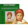 Oto-therm fülmelegítő gyógysapka (3) kislányoknak hőtároló betéttel
