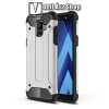 OTT! MOBILE OTT! MAX DEFENDER műanyag védő tok / hátlap - EZÜST - szilikon belső, ERŐS VÉDELEM! - SAMSUNG SM-A600F Galaxy A6 (2018)