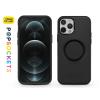 Otterbox Apple iPhone 12 Pro Max védőtok - OtterBox Symmetry Popsockets - black