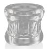 OXBALLS OXBALLS Squeeze - heregyűrű és nyújtó (áttetsző)