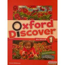 Oxford Discover 1 Workbook with Online Practice tankönyv