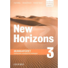 OXFORD / LIBROTRADE PAUL RADLEY: NEW HORIZONS 3. MUNKAFÜZET