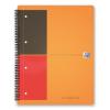 """Oxford Spirálfüzet, A4+, vonalas, 80 lap, OXFORD, """"International Activebook"""""""