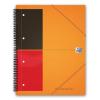 "Oxford Spirálfüzet, A4+, vonalas, 80 lap, OXFORD, ""International Meetingbook"""