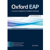 Oxford University Press Edward de Chazal - Sam McCarter: OXFORD EAP - A course in English for Academic Purposes Upper-Intermediate B2 Student's Book with DVD-Rom