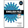Oxford University Press English File: Pre-Intermediate: Student's Book with Itutor (3rd Edition)