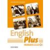 Oxford University Press English PLus 4 Workbook with MultiROM