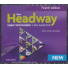 Oxford University Press New Headway 4th edition Upper-intermediate Class Audio CD