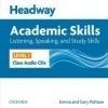 Oxford University Press New Headway Academic Skills Listening and Speaking 1. Cd