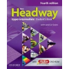 Oxford University Press New Headway Upper-Intermediate 4th Edition Student's Book + Itutor DVD Pack