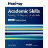 Oxford University Press Sarah Philpot: Headway Academic Skills Reading, Writing and Study Skills Level 2 Student's Book