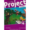 Oxford University Press Tankönyv Project - 4th Edition 4 Tankönyv