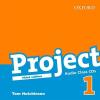 Oxford University Press Tom Hutchinson: Project - 3rd Edition 1 Class Audio CDs