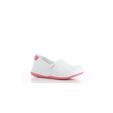 OXYPAS Cipő fehér-rózsaszín OXYPAS SUZY SRC ESD 37
