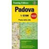 Padova térkép - TCI