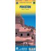 Pakisztán térkép - ITM