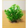 Palás akváriumi műnövény zöld levélzettel (24 x 22 cm)