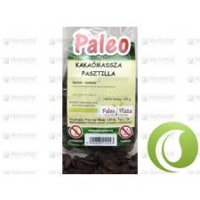 Paleo Paleo Kakaómassza Pasztilla 100 g csokoládé és édesség
