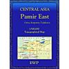 Pamir East regionális térkép - EWP