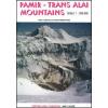 Pamir - Trans Altai Mountains térkép - West Col