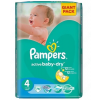 Pampers Active Baby-Dry 4 Maxi pelenka 7-14kg 76db