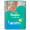 Pampers Active Baby Dry pelenka 3 méret, midi 15 db